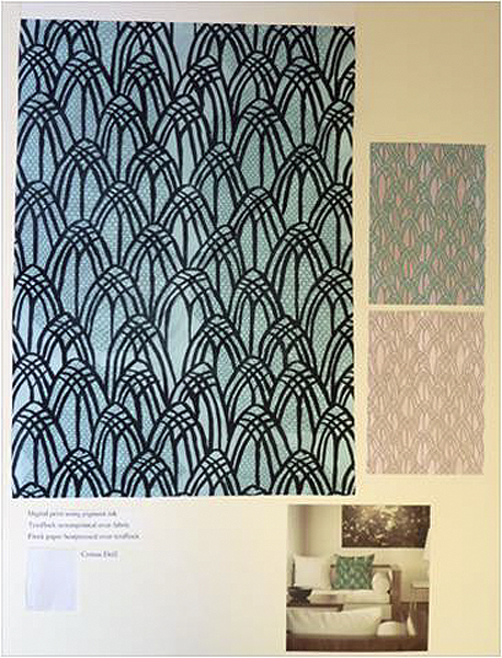 Bradford Textile Society Design Competition Winners 201314